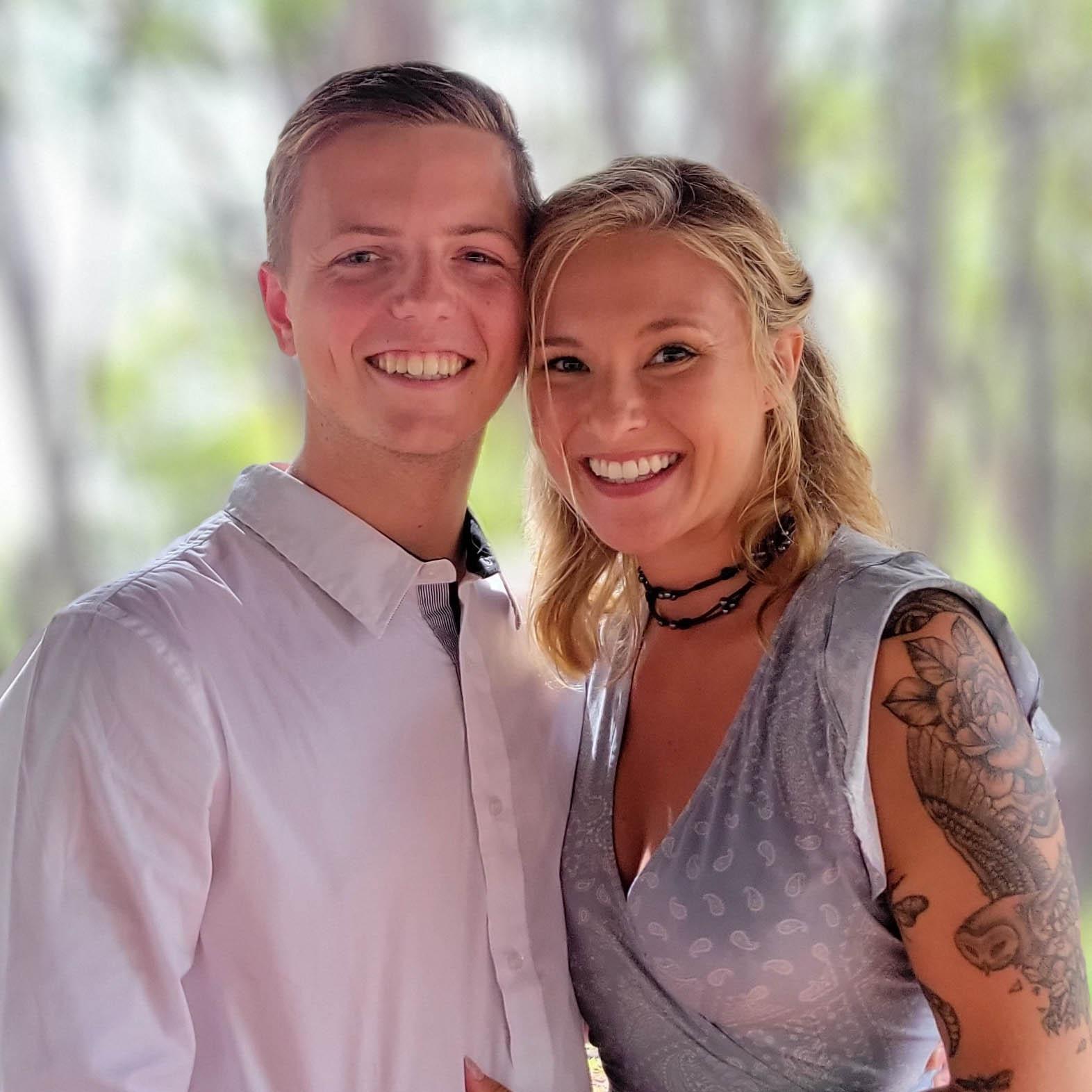 Rebecca & Grant